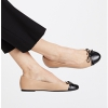 MICHAEL Michael Kors Melody 包头芭蕾舞平底鞋$51.75,约336元,凑单包直邮