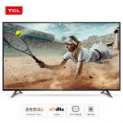 TCL L65E5800A-UD 65英寸 4K超高清 LED液晶电视
