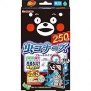 KINCHO 金鸟 熊本熊 悬挂式 防虫驱蚊器 250日有效期1069日元约¥63