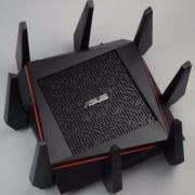 ASUS 华硕 RT-AC5300 AC5300 三频无线千兆企业级路由器 3期0息