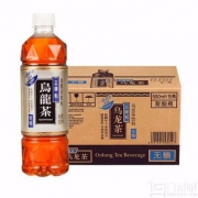 Suntory 三得利 无糖乌龙茶 500ml*15瓶*2箱