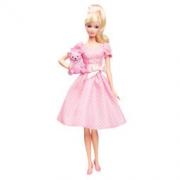 Barbie 芭比 粉色祝福 X8428