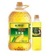 长寿花 非转基因 玉米油 6.18L+400ml