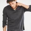 POLO RALPH LAUREN Hampton 男士口袋长袖POLO衫$26.59(折¥170.18)