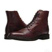 Frye 弗莱 Seth Cap Toe 男士真皮短靴 $69.9