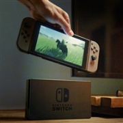 Nintendo 任天堂 Switch Hardware 两色可选+NBA2018