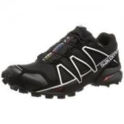 [下单立减200元]Salomon 萨洛蒙 男 越野跑鞋 SPEEDCROSS 4 GTX
