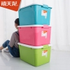 禧天龙 大容量整理收纳箱 3个装 多规格79元起包邮