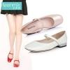 Teenmix 天美意 女士牛皮玛丽珍单鞋 17067AQ7 3色秒杀¥179包邮