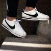 成人可穿:Nike 耐克 Cortez 经典大童款真皮阿甘运动鞋凑单码后特价$48,转运到手约388元