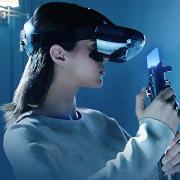 Lenovo 联想 Mirage AR 智能头盔 星球大战:绝地挑战 套装