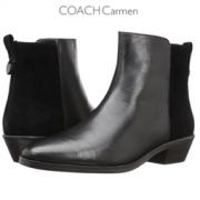 COACH 蔻驰 Carmen 女士短靴