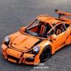 LEGO 乐高 42056 保时捷 911 GT3 RS £195.99免费直邮到手¥1731