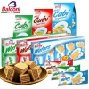 意大利进口 伯可尼 Balconi 榛子/可可/香草味 夹心威化饼干 250g24.9元包邮