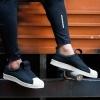 潮流鞋款!adidas阿迪达斯SUPERSTARBW3SSLIPON2017新款男女情侣休闲鞋¥389.00
