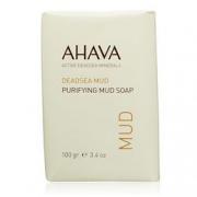 AHAVA  死海泥净化洁肤皂 100g *3件