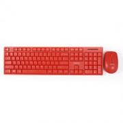 16日8点: dostyle KB202 无线键鼠套装 绛绯红59元