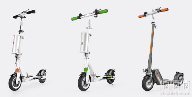 爱尔威电动滑板车