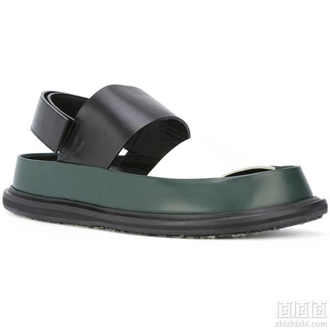Marni男士凉鞋