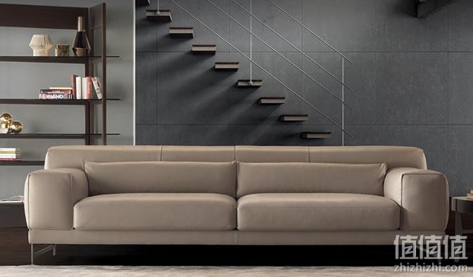 NATUZZI皮革沙发