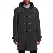 Gloverall Morris 男士 Duffle 牛角扣大衣¥916.96+¥109.12(含税直邮到手价¥1026.08)