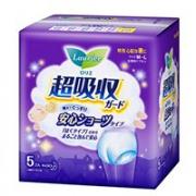 会员专享:花王 乐而雅 裤型夜用卫生巾 5枚装     可以睡个安稳觉啦特价400日元(约¥23.5)