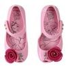 Mini Melissa 花朵立体女童款果冻鞋$25.99(折¥166.34) 4.0折