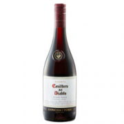 PLUS会员! Concha y Toro 干露 红魔鬼 黑皮诺红葡萄酒 750ml¥39.68 1.3折