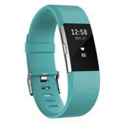 Fitbit Charge 2 智能手环 蓝青色 Size L大号796.1元(双重优惠)