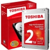 TOSHIBA 东芝 P300系列 7200转 64M SATA3 台式机硬盘 2TB 64MB354元