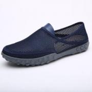 欧邦鼠 男女透气网鞋 单鞋28元包邮