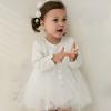 Augelute 公主淑女风长袖造型蓬蓬纱裙49元包邮