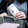 阿司倍鹭(ASVEL)  2017新款 撞色不锈钢真空保温咖啡杯¥79