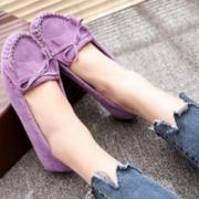LJ 利进 新款韩版豆豆鞋 29.9元包邮(49.9-20元券)¥29.90 2.0折