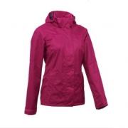 DECATHLON 迪卡侬 QUECHUA Mountain Hiking 100 女士冲锋衣