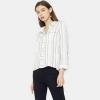Etam艾格 简约时尚休闲胸前口袋长袖衬衫69元包邮(3色可选)