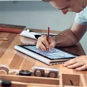 微软 Microsoft Surface Book 2 13.5寸 二合一笔记本电脑特价$1659.99,转运到手约10640元