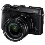 Fujifilm 富士X-E3 微单套机(18-55mm)7699元包邮