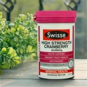 Swisse 澳洲蔓越莓精华胶囊 30片*3瓶(女性必备)