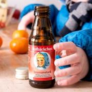 提升免疫力!Rotbackchen 德国小红脸 儿童锌维他营养液 125ml¥33.00 5.7折 比上一次爆料降低 ¥5