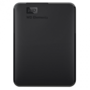 WD 西部数据 WDBUZG0010BBK Elements 1TB USB3.0移动硬盘