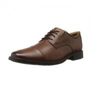 Clarks Tilden Cap 男士休闲鞋¥328.23+¥39.06含税直邮(约¥370)