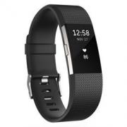 14日8点:Fitbit Charge 2 智能手环 黑色 L