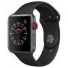 Apple 苹果 Watch Series 3智能手表 42毫米 (GPS+蜂窝网络 运动型表带 ) 黑色3288元包邮
