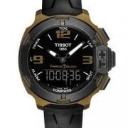 TISSOT 天梭 T-Race Touch Aluminium T081.420.97.057.06 男士运动腕表