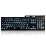 AJAZZ 黑爵 刺客Ⅱ AK35i 合金机械键盘(黑轴、黑色、白光)