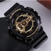 Casio卡西欧 G-Shock系列GA110GB-1ACR运动男士手表