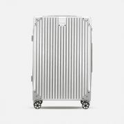 ELLE   铝框拉杆箱 万向轮 20寸 金属拉丝 防刮耐磨¥258