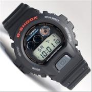 CASIO 卡西欧 G-SHOCK系列 DW6900-1V 经典运动腕表
