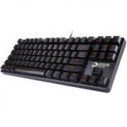 Dareu 达尔优 DK87 游戏机械键盘黑轴 87键69元包邮(券后)